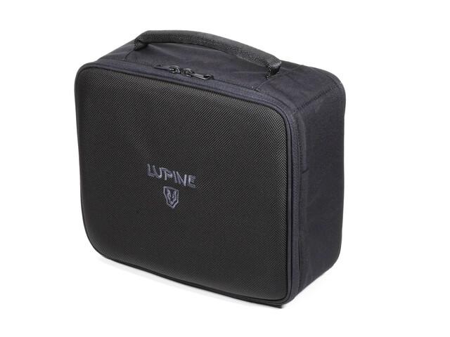 Lupine Tasche Large svart